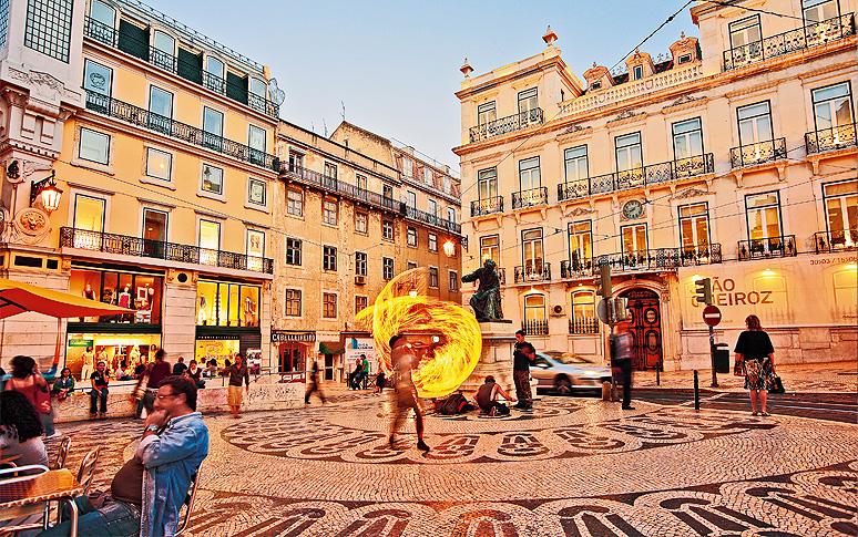 Baixa E Chiado Bestguide Portugal