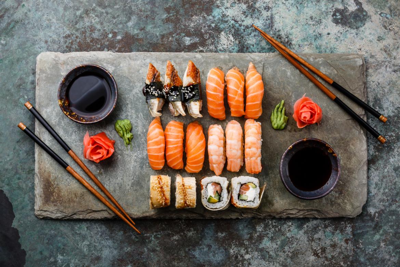 Os 25 melhores restaurantes de sushi de lisboa a cascais for Asian cuisine books