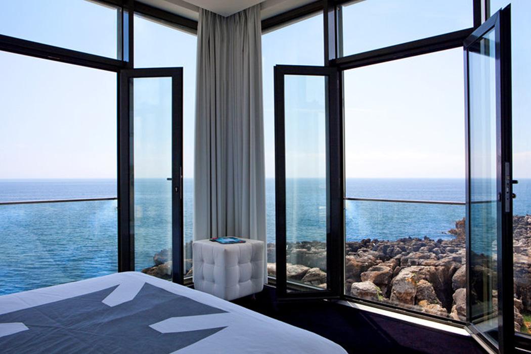 25 hot is com fant sticas vistas sobre o mar bestguide for Decor hotel portugal